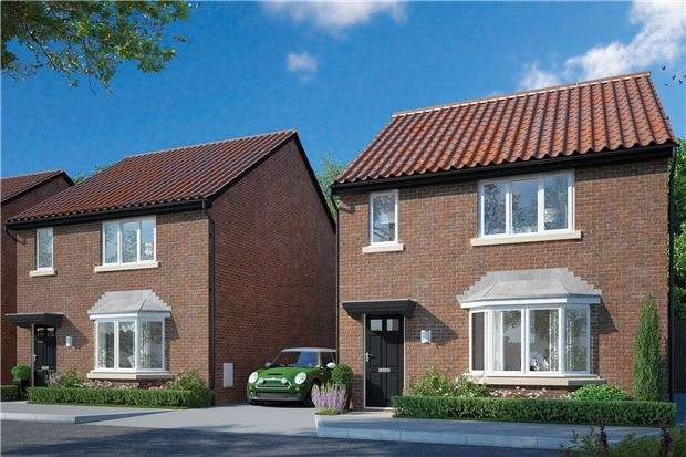 3 Bedrooms Detached House for sale in Plot 44, The Shipton, Hardwicke Grange, Hardwicke, Gloucester, GL2 4QE
