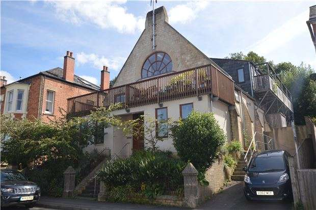 1 Bedroom Studio Flat for sale in Lansdown, Stroud, Gloucestershire, GL5 1BN