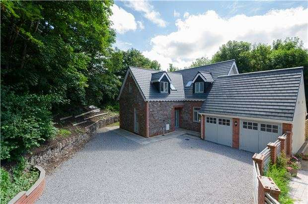 4 Bedrooms Detached House for sale in The Old Forge, Rodway Hill, Mangotsfield, Bristol, BS16 9LJ