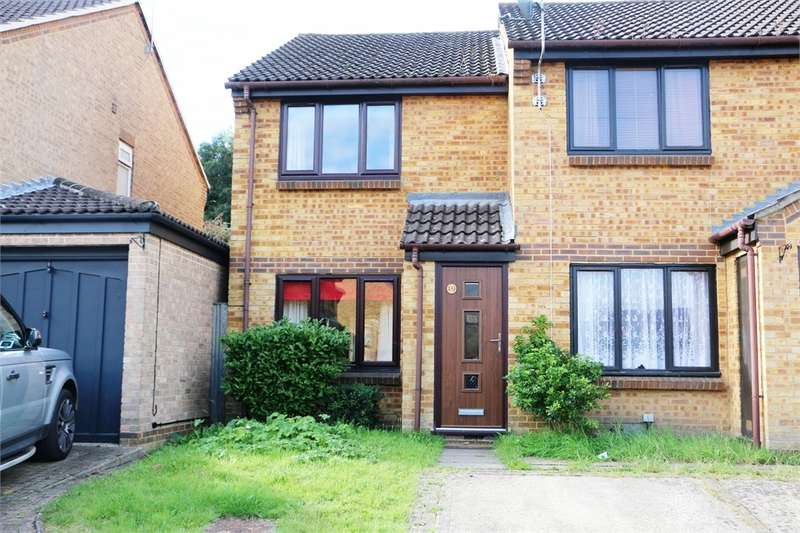2 Bedrooms End Of Terrace House for sale in BRACKNELL
