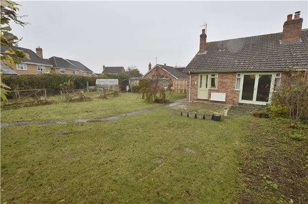 2 Bedrooms Semi Detached Bungalow for sale in Leyson Road, The Reddings, CHELTENHAM, Gloucestershire, GL51 6RU