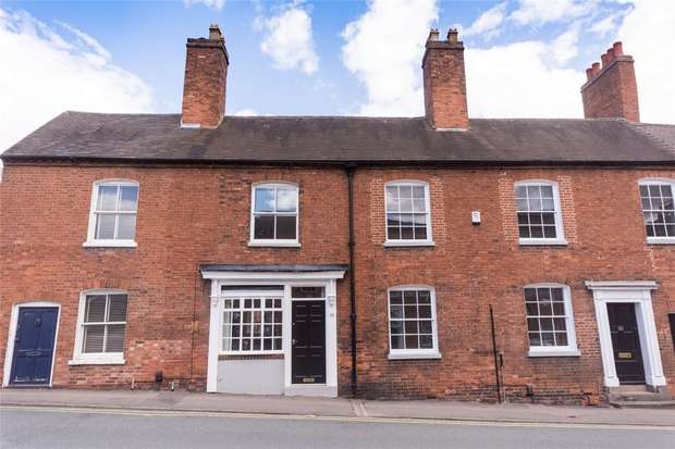 2 Bedrooms Cottage House for sale in Beacon Street, Lichfield, Staffordshire