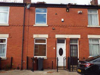 2 Bedrooms Terraced House for sale in Leegrange Road, Moston, Manchester, Greater Manchester