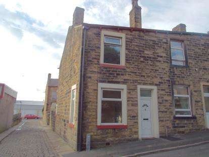 2 Bedrooms End Of Terrace House for sale in North Street, Colne, Lancashire, BB8