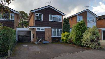3 Bedrooms Link Detached House for sale in Calmore, Southampton, Hampshire
