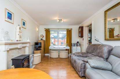 1 Bedroom Flat for sale in St. Johns, Hinckley, Leicestershire