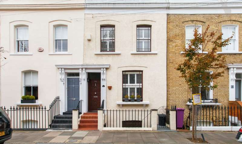 1 Bedroom Flat for sale in Ellesmere Road, Bow, E3
