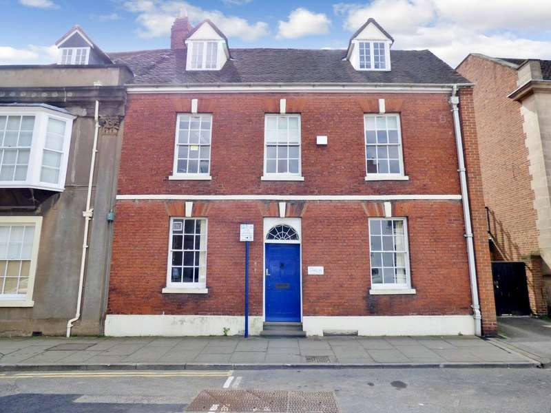4 Bedrooms Semi Detached House for sale in Northgate Street, Warwick