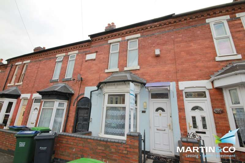 3 Bedrooms Terraced House for sale in Gilbert Road, Smethwick