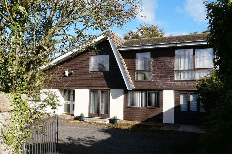 4 Bedrooms Detached House for sale in Mansefield Road, Tweedmouth, Berwick-Upon-Tweed
