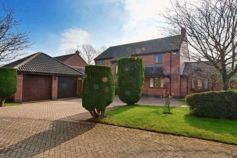 4 Bedrooms Detached House for sale in Ferens Gardens, Cottingham