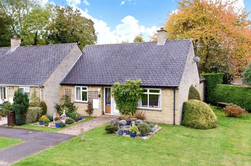 2 Bedrooms Bungalow for sale in Bullmarsh Close, Bicester