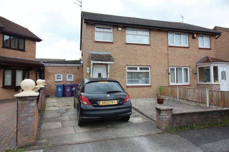 3 Bedrooms Semi Detached House for sale in Paul McCartney Way, Liverpool