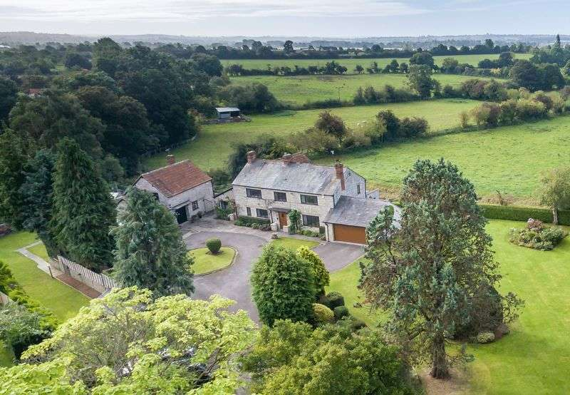 4 Bedrooms Detached House for sale in Keep Street, West Camel