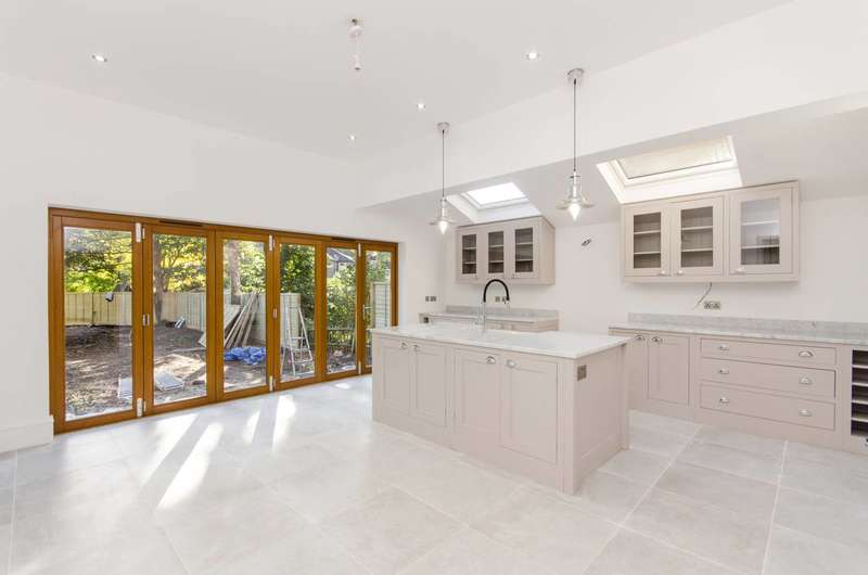 5 Bedrooms House for sale in Kinfauns Road, Tulse Hill, SW2