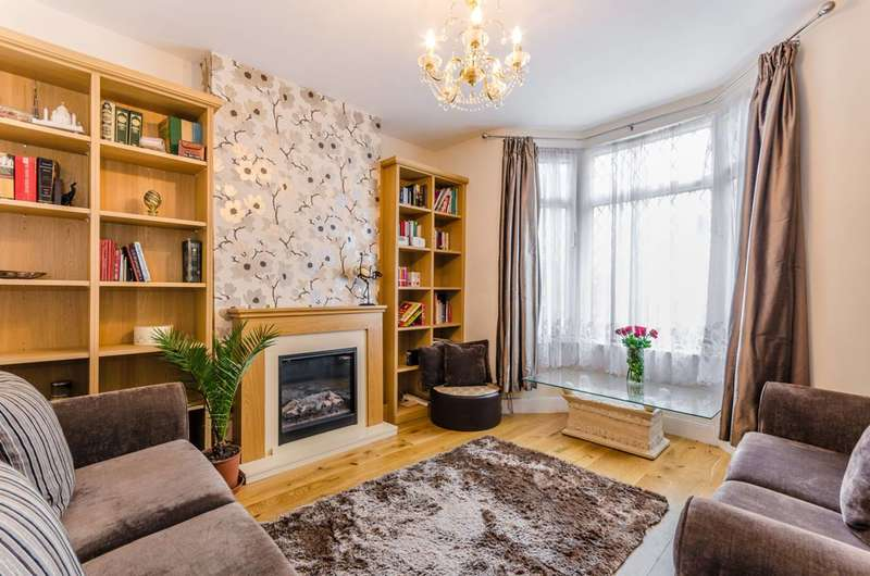 3 Bedrooms House for sale in Wolsey Avenue, Walthamstow, E17