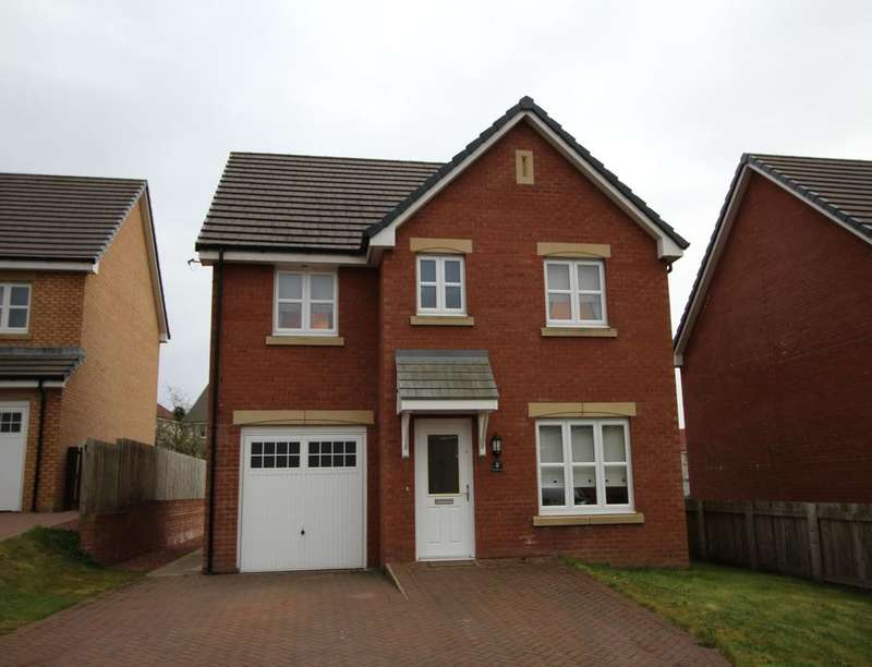 4 Bedrooms Detached House for sale in Bloomingdale Drive, East Kilbride, Glasgow, G75