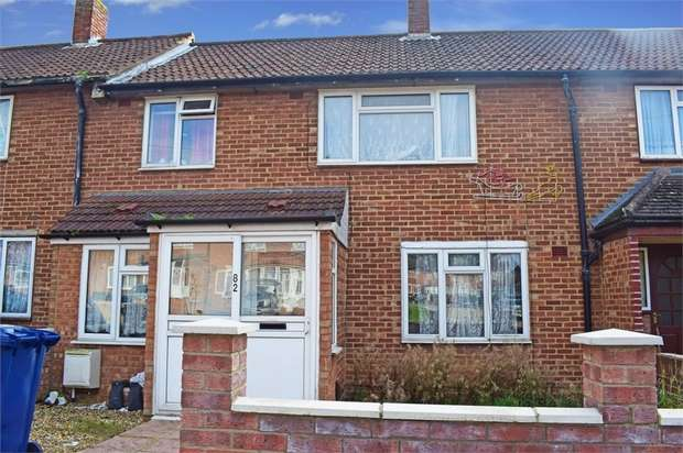 5 Bedrooms Terraced House for sale in Vanbrough Crescent, Northolt, Greater London