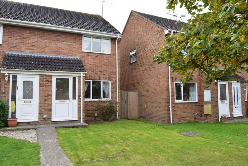 2 Bedrooms End Of Terrace House for sale in Wakefield Close, Freshbrook