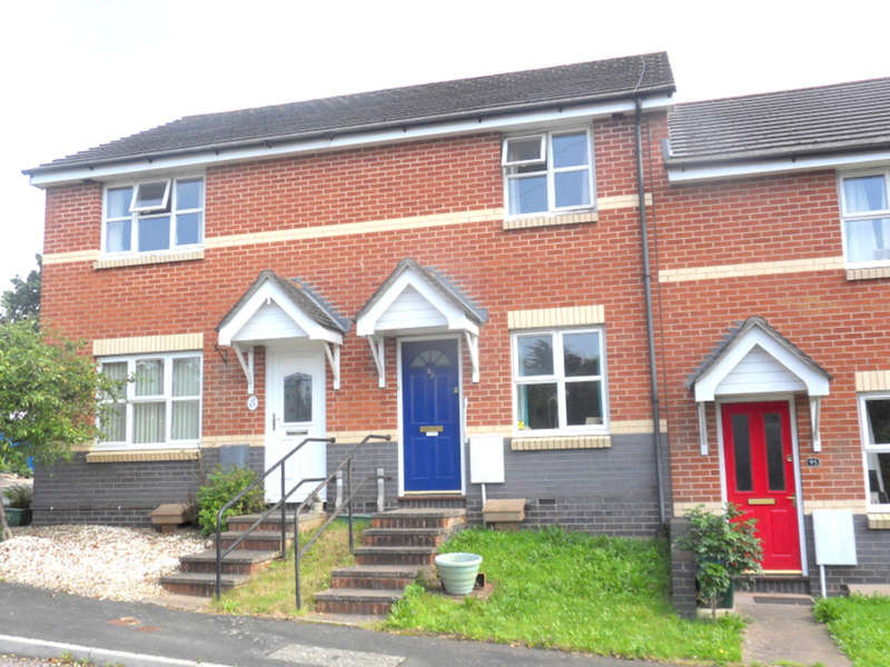 2 Bedrooms Terraced House for sale in Byron Way, Exmouth