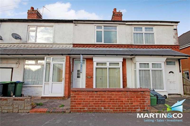 3 Bedrooms Terraced House for sale in George Road, Oldbury, B68