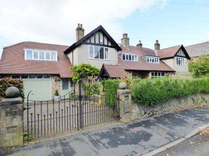 5 Bedrooms Semi Detached House for sale in Green Lane, Buxton, Derbyshire