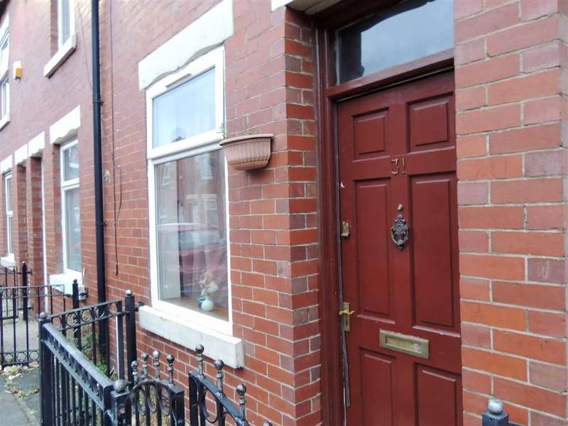 2 Bedrooms Property for sale in Sherrington Street, Manchester