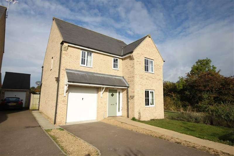 4 Bedrooms Property for sale in Wellbrook Way, Girton, Cambridge