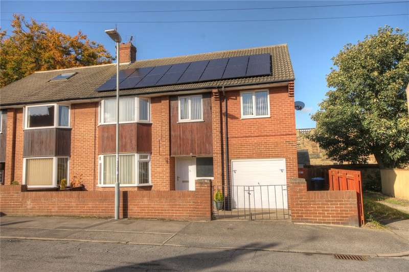 5 Bedrooms Semi Detached House for sale in Queens Road, Bishop Auckland, County Durham, DL14