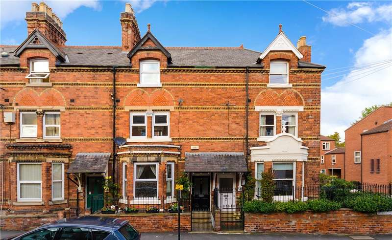 4 Bedrooms Terraced House for sale in Avenue Road, Grantham, NG31