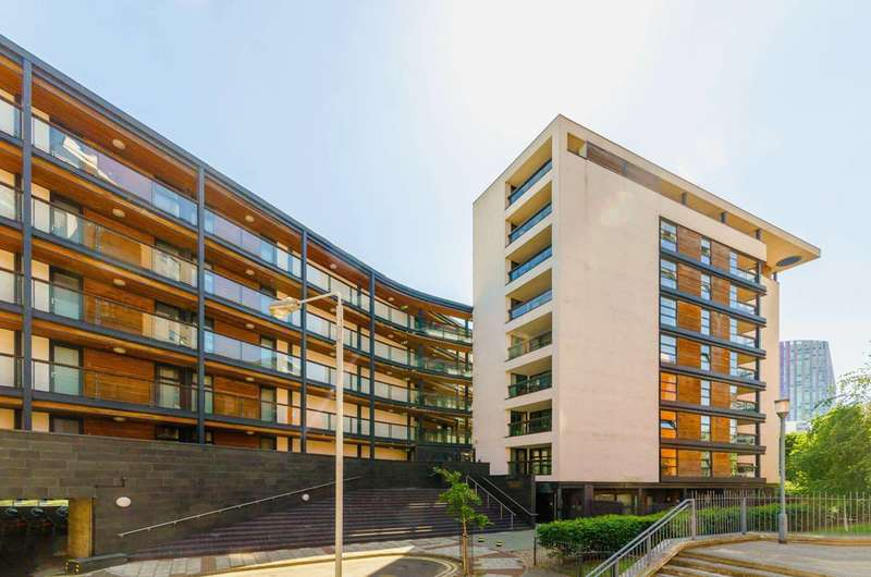 2 Bedrooms Flat for sale in Channelsea Road, Stratford, E15