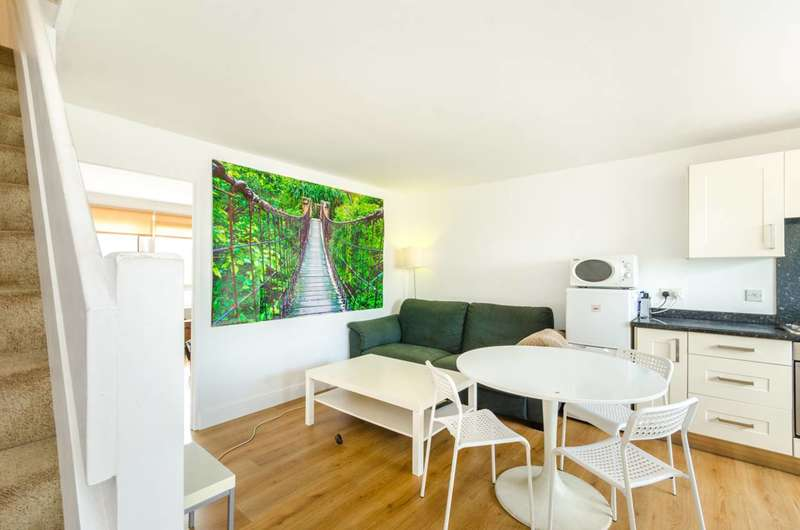 4 Bedrooms Maisonette Flat for sale in Gawsworth Close, Stratford, E15