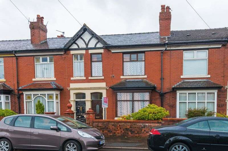 3 Bedrooms Terraced House for sale in Mayfield Road, Chorley