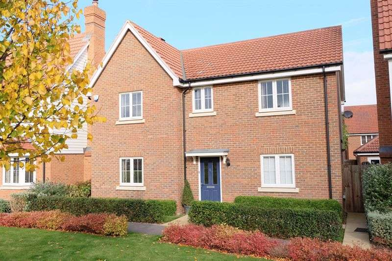 5 Bedrooms Detached House for sale in Hardy Avenue, Dartford