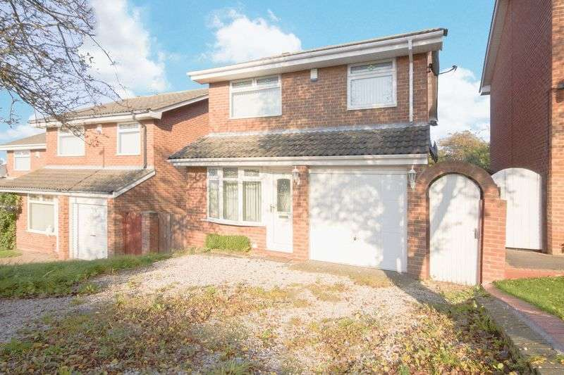 3 Bedrooms Detached House for sale in Southgate, Eston, Middlesbrough, TS6 8HU