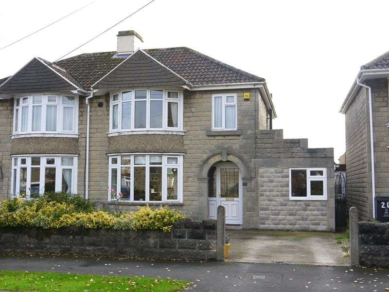 3 Bedrooms Semi Detached House for sale in Cornwall Avenue, Swindon