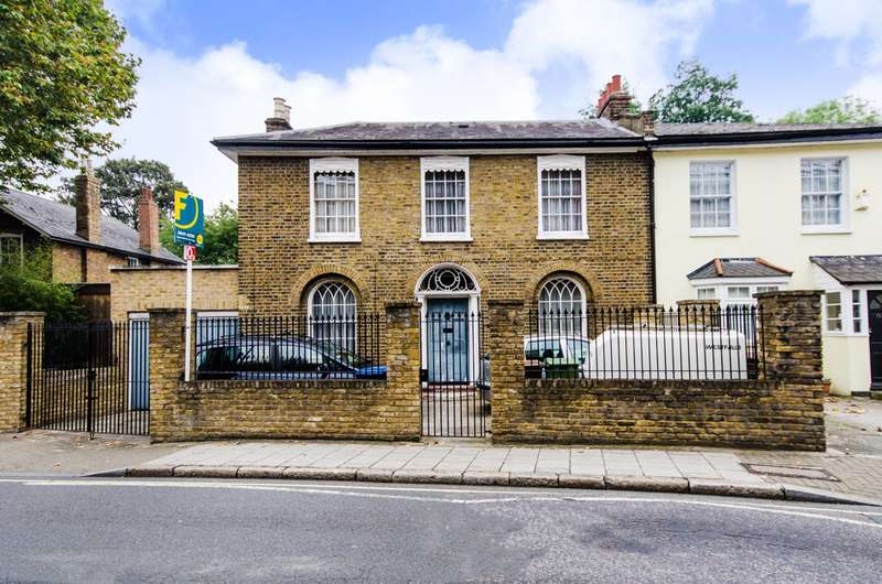5 Bedrooms House for sale in Consort Road, Peckham, SE15