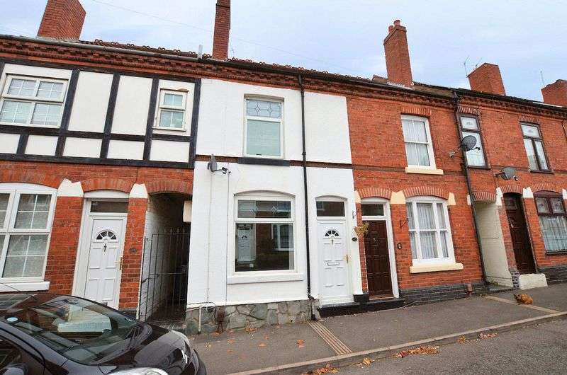 2 Bedrooms Terraced House for sale in Church Street, Cradley Heath