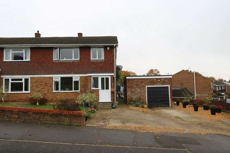 3 Bedrooms Semi Detached House for sale in Totteridge, High Wycombe