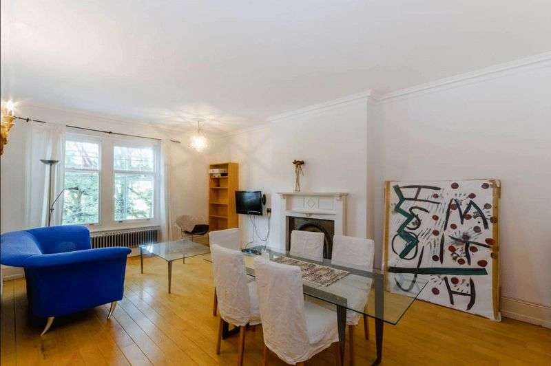 1 Bedroom Flat for sale in Greencroft Gardens, South Hampstead