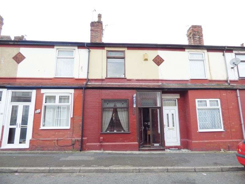 2 Bedrooms Terraced House for sale in Grafton Street, Warrington