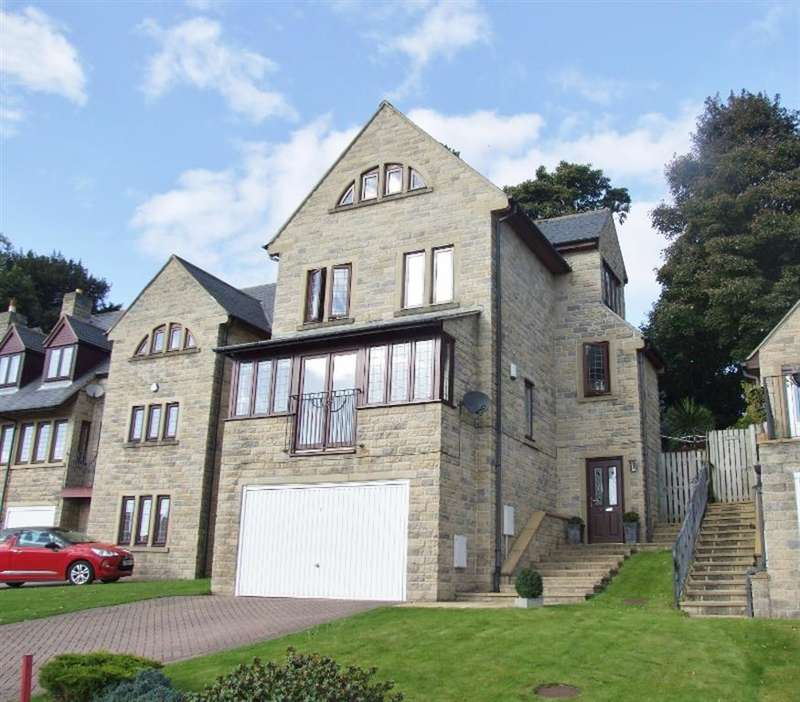 5 Bedrooms Detached House for sale in Stonecroft Mount, Sowerby Bridge, Halifax, HX6 2SB