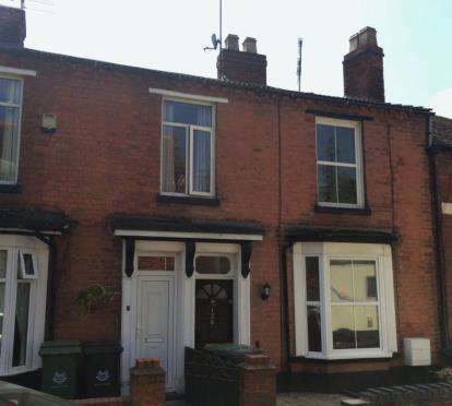 3 Bedrooms Terraced House for sale in London Road, Worcester, Worcestershire