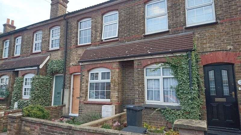 2 Bedrooms Terraced House for sale in Bridge Road, ORPINGTON