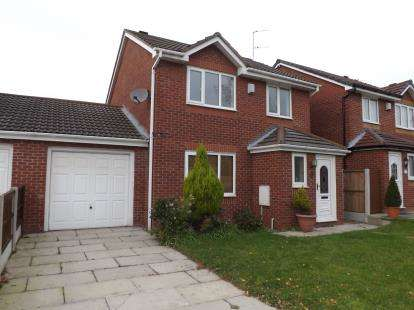 3 Bedrooms Link Detached House for sale in Briars Green, St Helens, Merseyside, United Kingdom, WA10