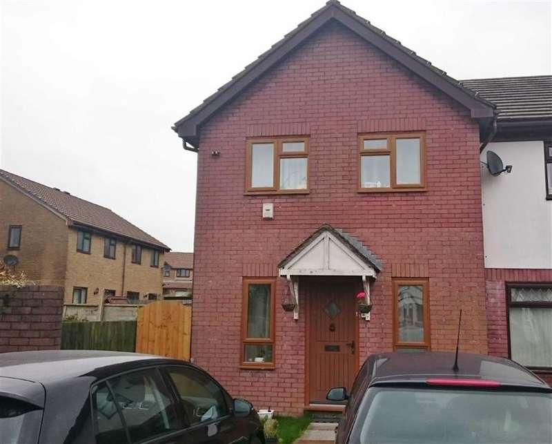 3 Bedrooms Property for sale in Cwrt Cilmeri, Morriston