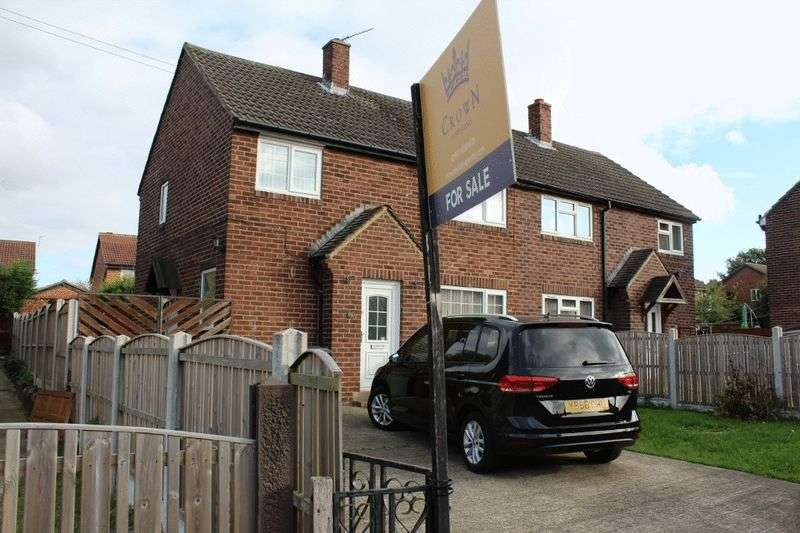 3 Bedrooms Semi Detached House for sale in Embleton Road, Leeds