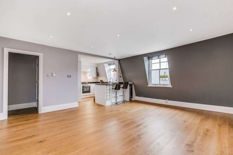 2 Bedrooms Flat for sale in Redcliffe Gardens, SW10