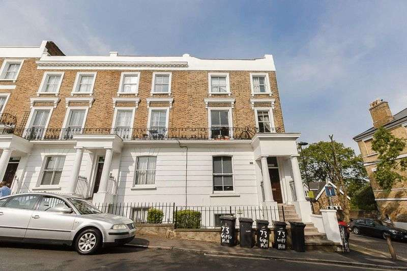 2 Bedrooms Flat for sale in Gipsy Hill, SE19 1QH