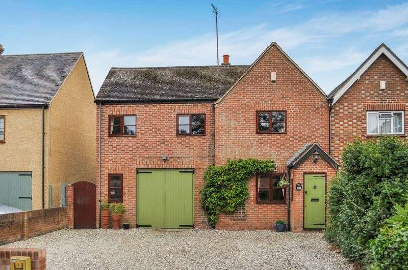 4 Bedrooms Semi Detached House for sale in High Street, Culham